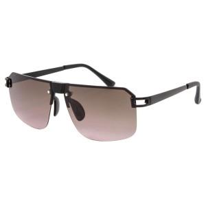 Солнцезащитные очки SUMWIN 19041 C3 черный металл черн.сер