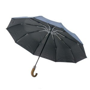 Зонт Parachase 3214 полный автомат,синий,3 сл.,8 сп.,упак.12 шт.