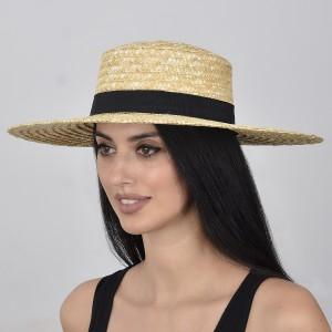 Шляпа RICH натуральный