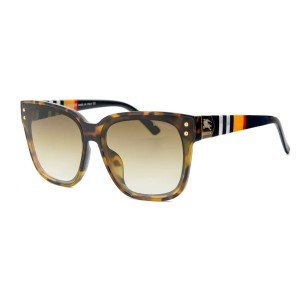 Солнцезащитные очки Burberry 6942 C4 коричневый леопард