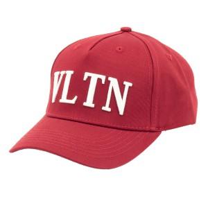 Бейсболка SR22 VLTN красный