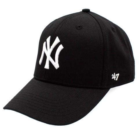 Бейсболка SR22 NY 47 черный/белый