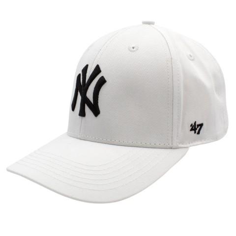 Бейсболка SR22 NY 47 белый