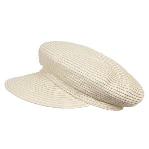 Шляпа женская Кепи YM-8300 св.бежевый