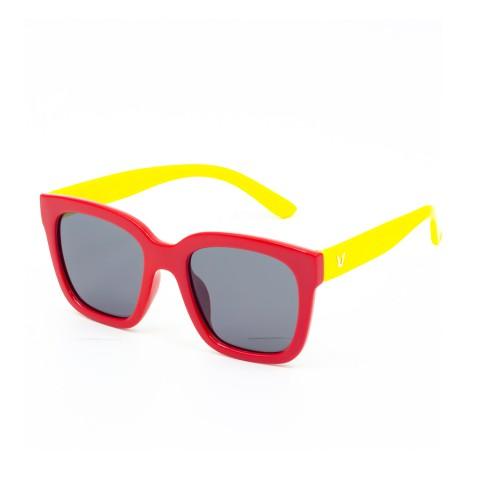 Солнцезащитные очки SumWin 1709 C4 красный желтый