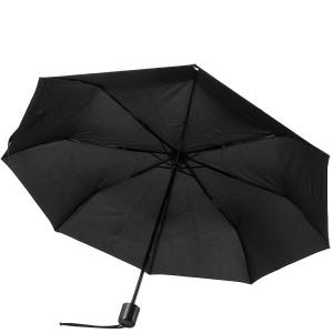 Зонт складной механика Airton 3510 ,черный,3сл.,8сп.,упак.12 шт.