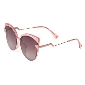 Солнцезащитные очки FF0243 C5 пудра/блестки