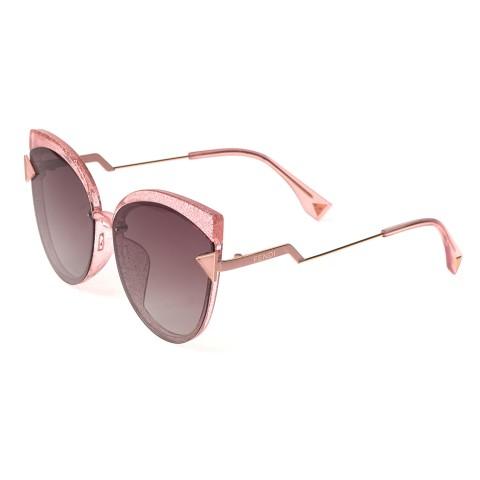 Солнцезащитные очки Fnd 0243 C5 пудра/блестки