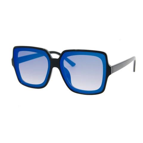 С.з очки SumWin 8068 C2 черный зеркало