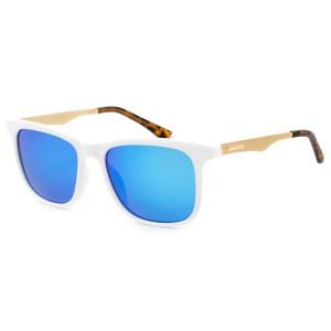 Солнцезащитные очки SUMWIN 201965 спорт C4 голубое зерк.