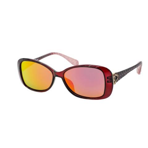 С.з очки SumWin M1263 C5 бордо малиновый