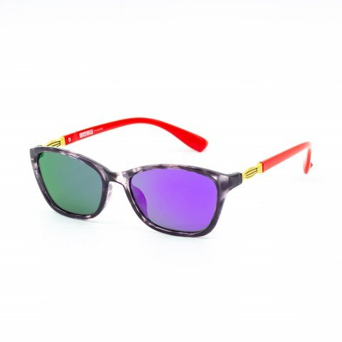 Солнцезащитные очки SumWin 1297 C4-1 красный зеркальная линза