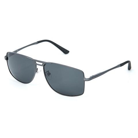 Солнцезащитные очки SUMWIN 63895 C1 сер+черн ПОЛЯРИЗАЦИЯ