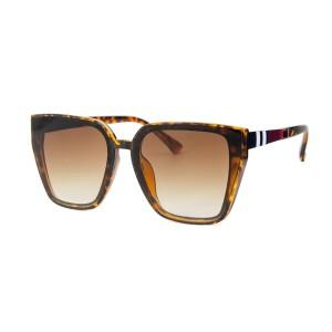 Солнцезащитные очки Burberry 9377 С5 леопард градиент
