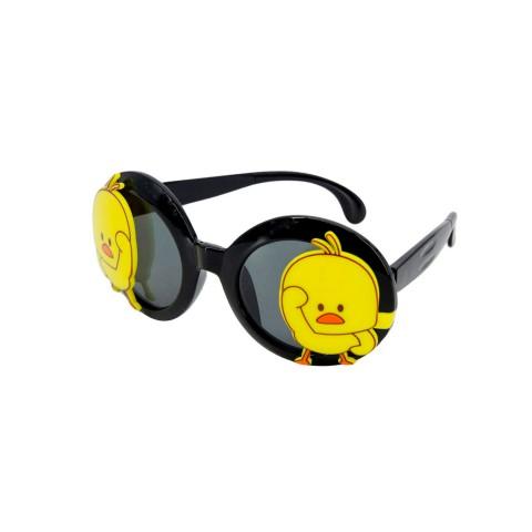 Солнцезащитные очки SumWin Polar 18158 Цыпленок C1 черный желтая типса