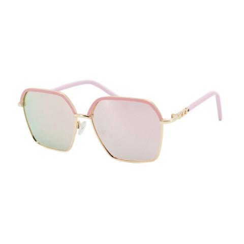 Солнцезащитные очки SumWin 9929 polar C6 розовое зеркало