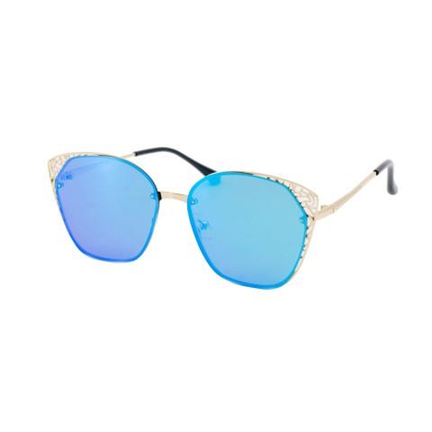 С.з очки SumWin 9927 polar C4 золото коричневый