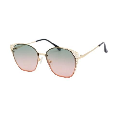 Солнцезащитные очки SumWin 9927 polar C5 золото серо-зеленый гр