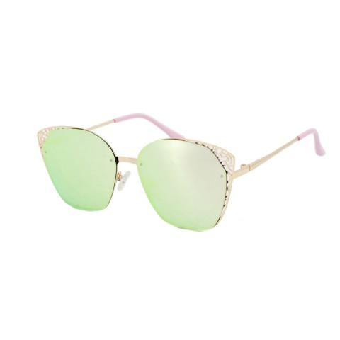 Солнцезащитные очки SumWin 9927 polar C6 золото розовая линза