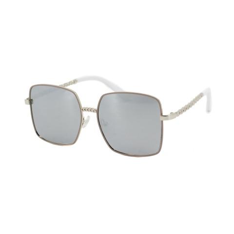 Солнцезащитные очки SumWin 9932 polar C2 серебро серое зеркало