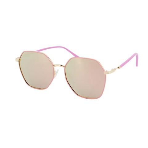 Солнцезащитные очки SumWin 9926 polar C6 розовое зеркало