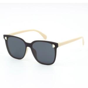 Солнцезащитные очки SumWin 9115 C6 беж черная линза