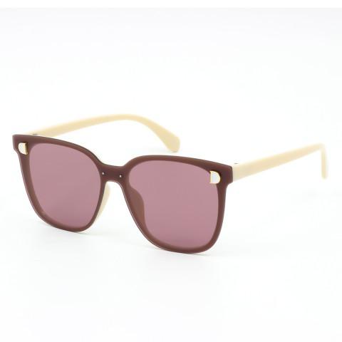 Солнцезащитные очки SumWin 9115 C7 беж коричневая линза