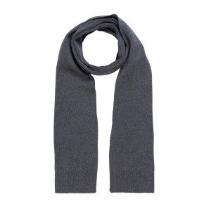 Шарф Caskona CLASSIK Grey серый