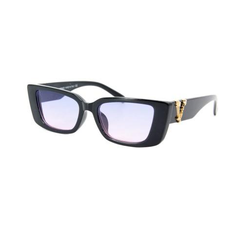 Солнцезащитные очки Replica Versace 7771 C5 черный фиолетовый град