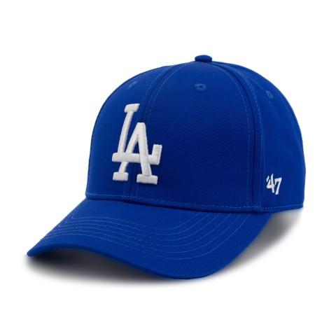 Бейсболка SR22 LA коттон форма голубой