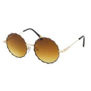 С.з очки SumWin 582 C1 золото коричневый