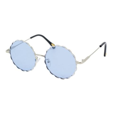 С.з очки SumWin 582 C4 золото голубой