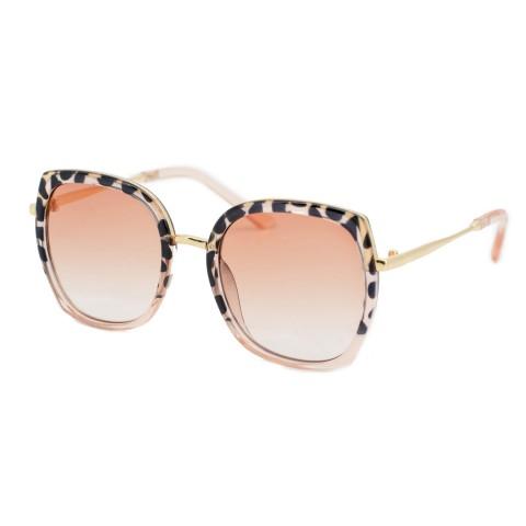 Солнцезащитные очки SumWin 8371 C3 золото леопард