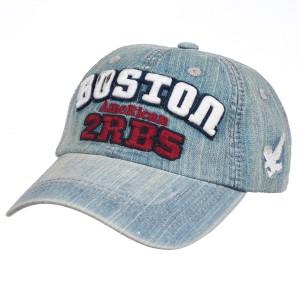 Бейсболка BOSTON св.джинс р.54