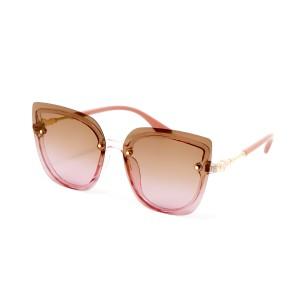 Солнцезащитные очки SUMWIN 8310 C4 коричнево-розовый